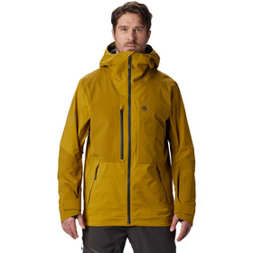 Mountain Hardwear Cloud Bank Gore-Tex Chaqueta Hombre, dark bolt